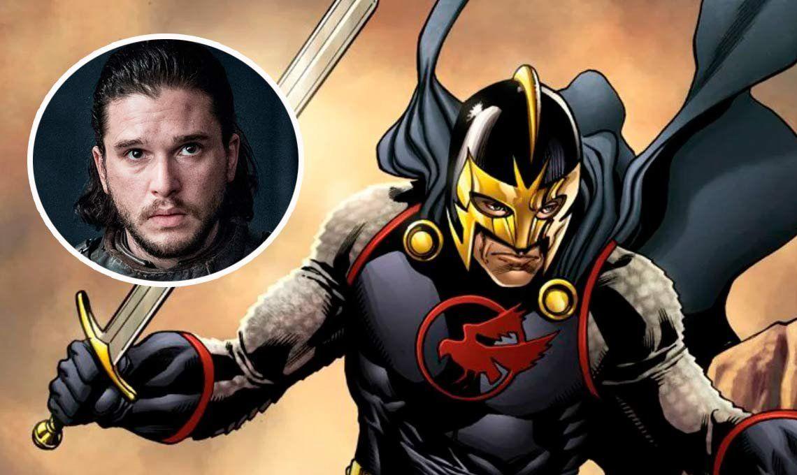 The Eternals: ¿quién es Black Knight, el personaje que interpretará Kit Harington?