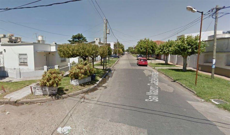 Quilmes: rompepuertas desvalijaron una vivienda en pocos minutos