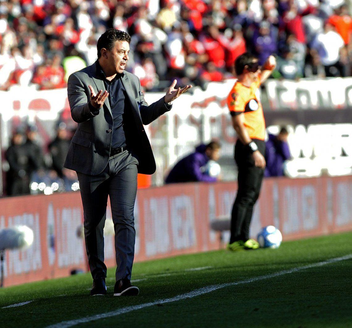 Marcelo Gallardo habló tras el empate en el Superclásico entre River y Boca: En la Copa Libertadores vamos a tener que hacer más de lo que hicimos hoy para ganar