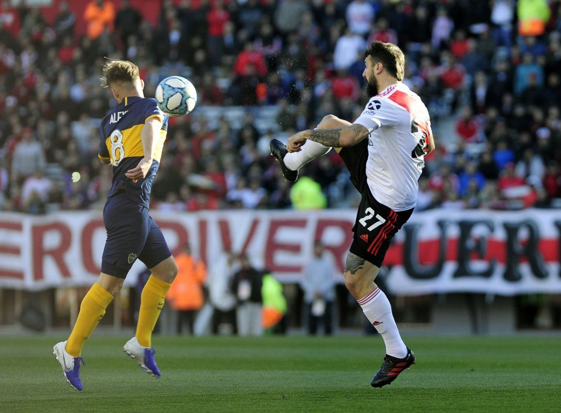 River-Boca por las semis de la Libertadores: un brasileño dirigirá el primer partido del Superclásico copero