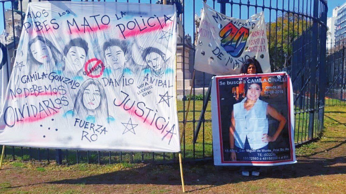Madre de Camila Cinalli: Estoy convencida de que está viva, retenida contra su voluntad