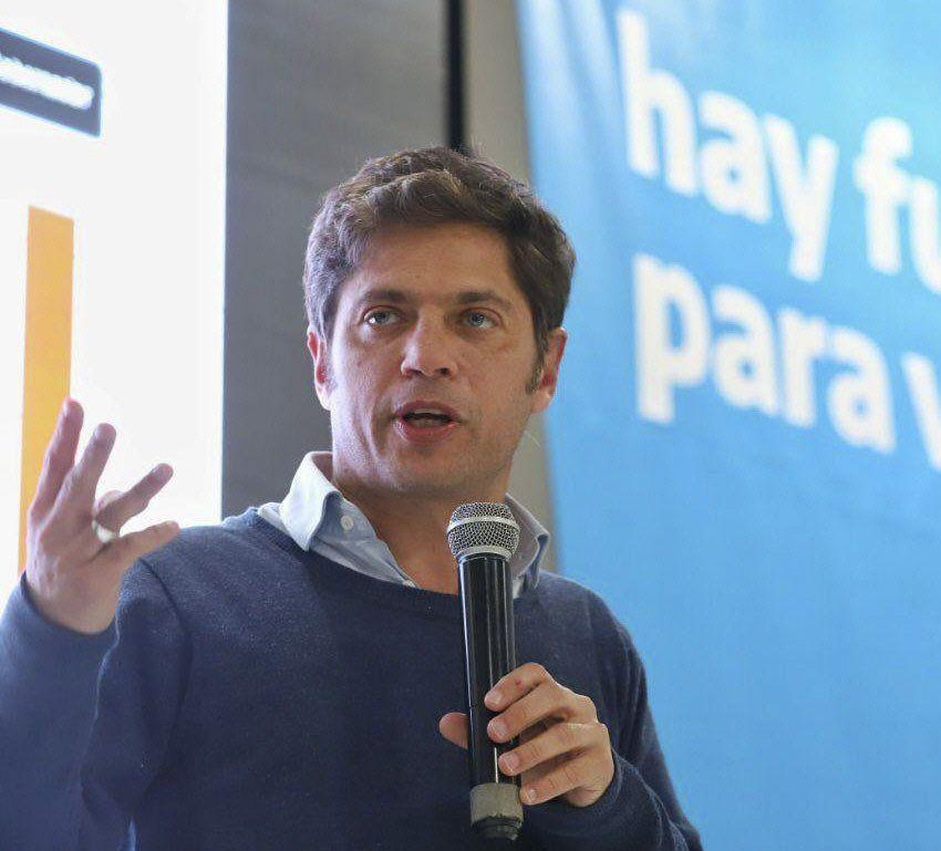 Axel Kicillof evitará hablar de la economía durante la campaña