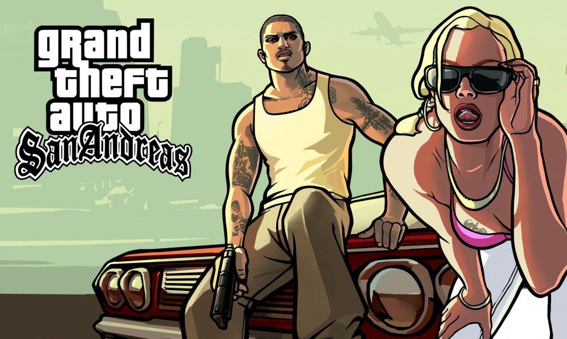 Atención fanáticos del GTA San Andreas: a 15 años de su lanzamiento, descubren nuevos trucos
