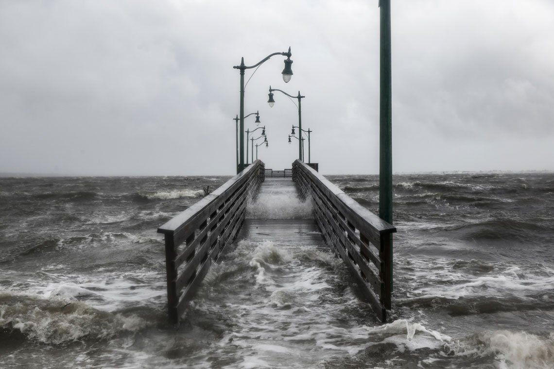 Los destrozos que dejó el huracán Dorian tras su paso por Bahamas