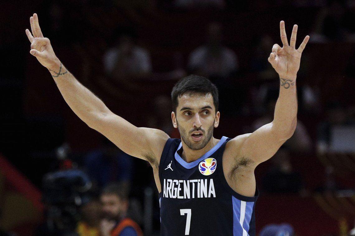 El triunfo de Argentina ante Rusia en el Mundial de Básquet de China, en fotos