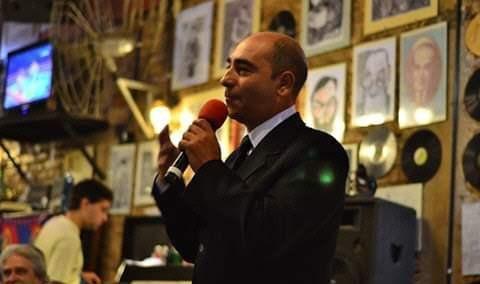 El cantor de San Justo les pone la voz a los clásicos del tango que conmueven a generaciones.