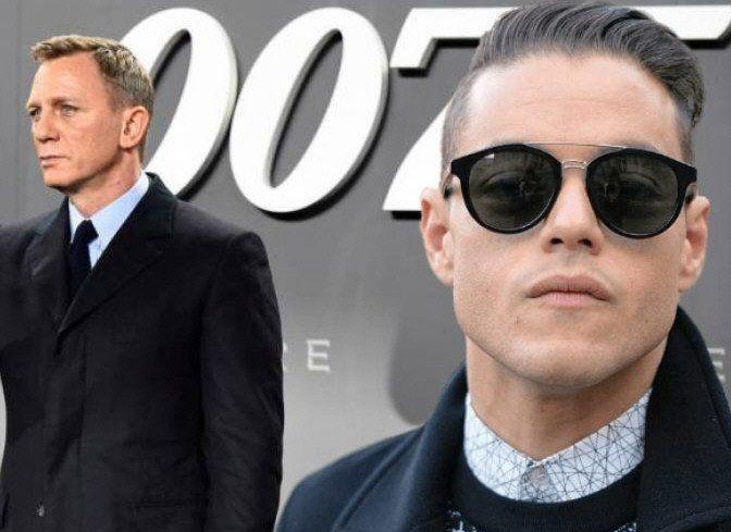 La película del agente 007 será la 25 del historial. Habrá duelo Craig-Malek