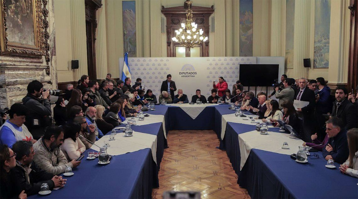 Emergencia alimentaria: diputados de la oposición advirtieron que convocarán a sesión especial para aprobar la ley