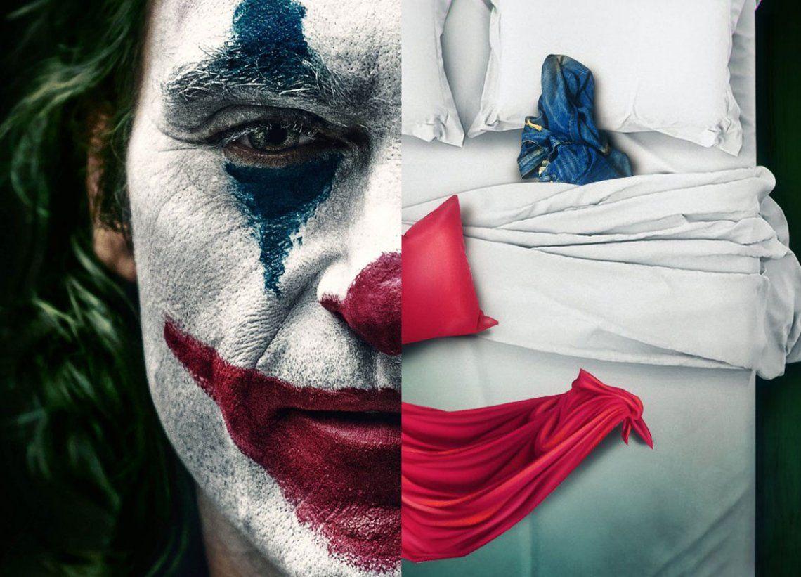 Una conocida marca usa la sonrisa del Joker para vender preservativos