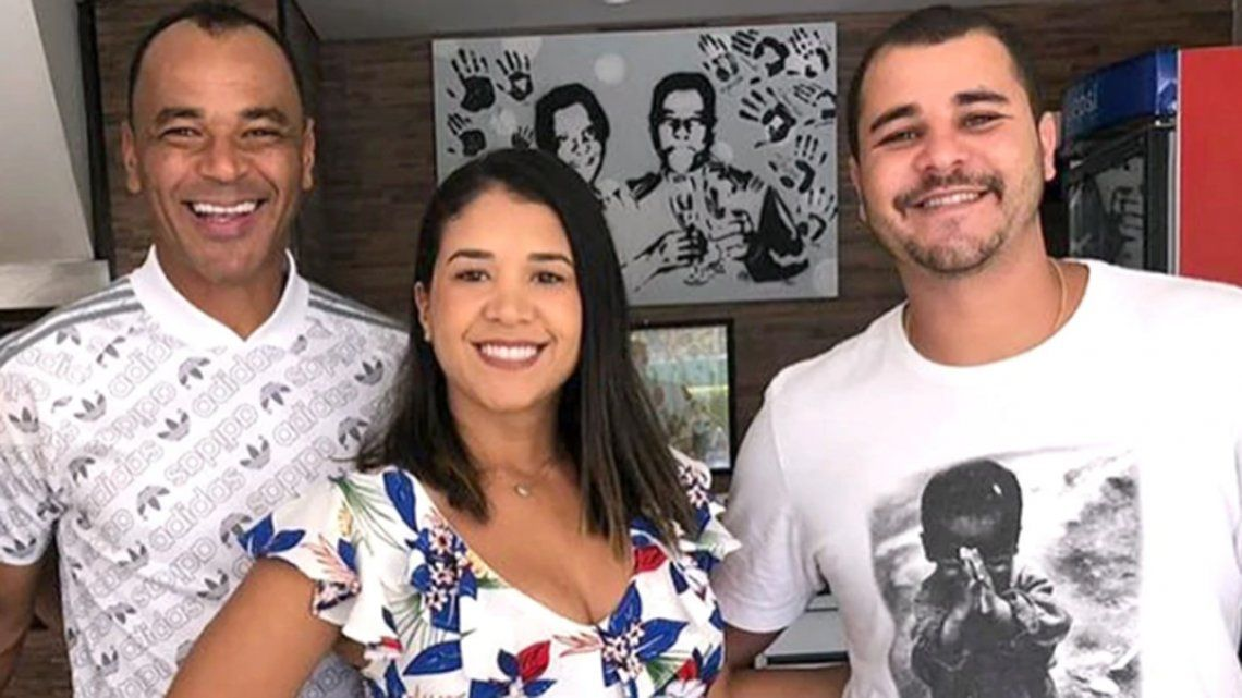 Dolor en Brasil: murió el hijo de Cafú después de jugar un partido de fútbol