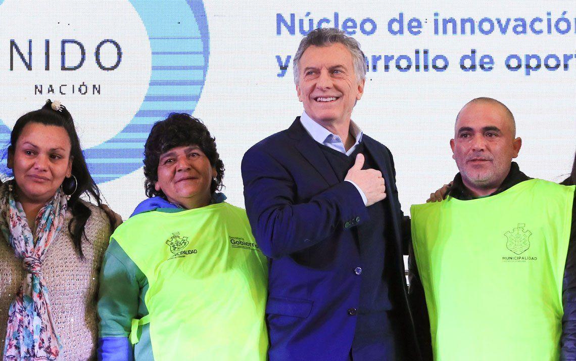 Macri: Estamos con toda la energía para ir al balotaje