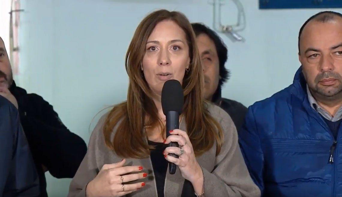 Vidal anunció un paquete de medidas sociales: La provincia necesita el esfuerzo de todos