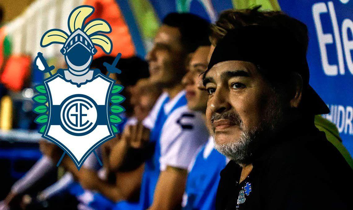 Cuánto cuesta y cómo hacerse socio de Gimnasia y Esgrima La Plata para seguir la campaña de Diego Armando Maradona