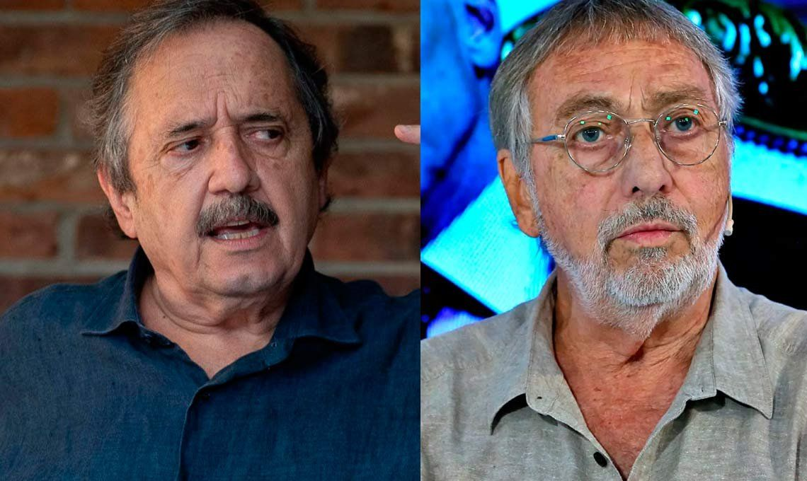 Ricardo Alfonsín cuestionó a Luis Brandoni por usar la figura de su padre