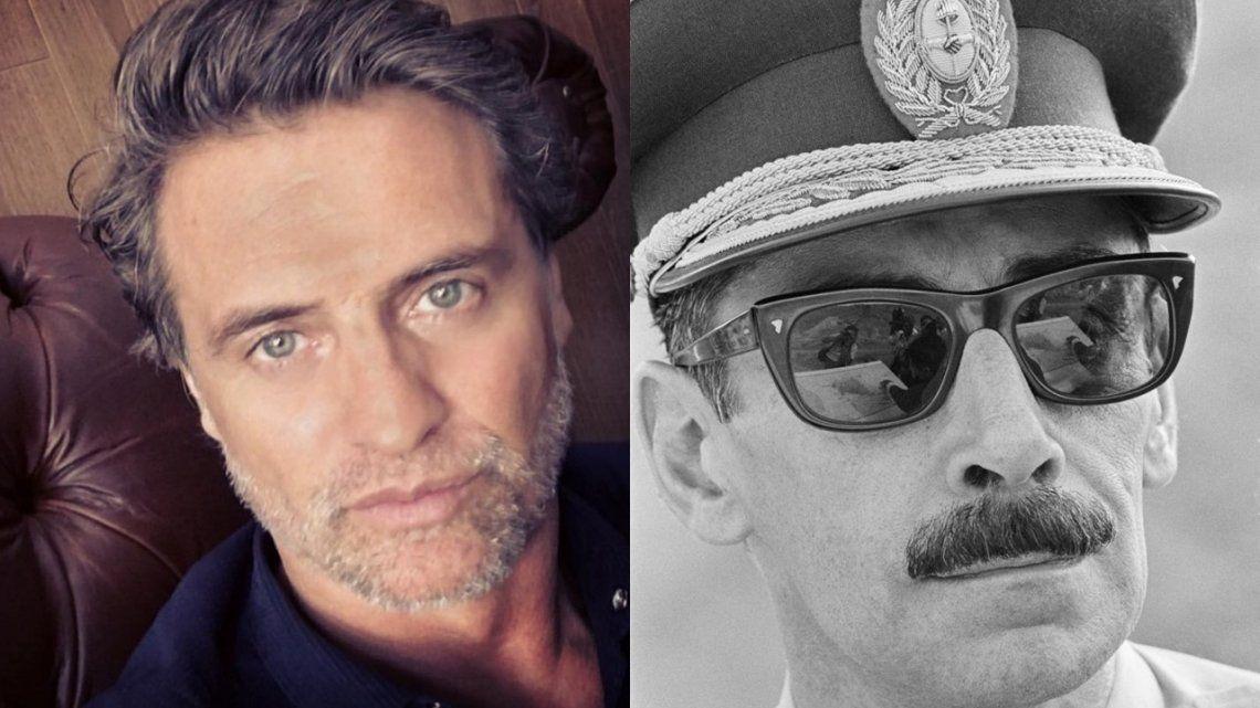 Repudiable tuit de Juan Soler, el actor macrista que se lamentó porque Videla no mató a Hebe de Bonafini