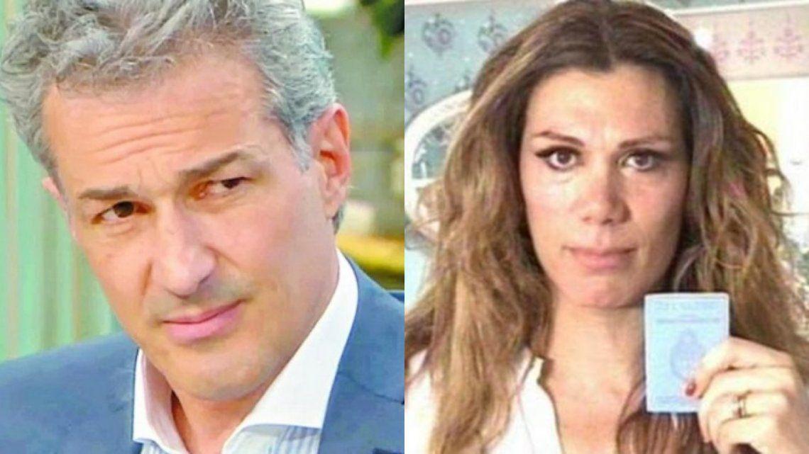 Ivo Cutzarida arremetió contra Flor de la V: Te podes castrar y hacer lo que quieras, pero nunca vas a tener un útero