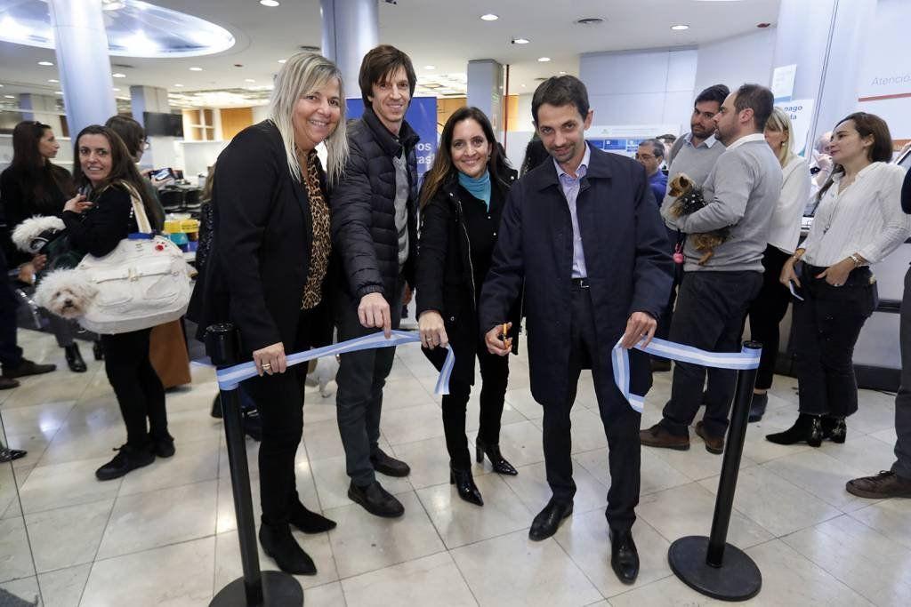 La sede central de Edesur es la primera oficina comercial pet friendly del país