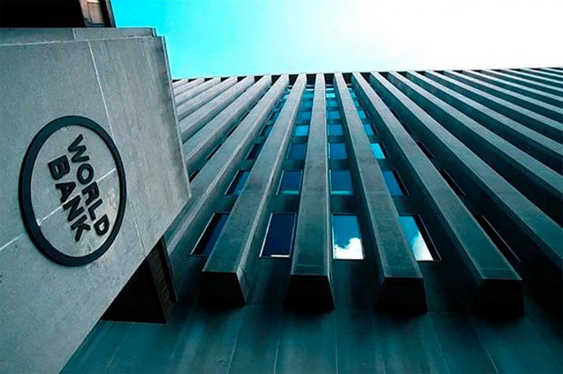 El Banco Mundial aprobó un préstamo 395 millones de dólares para Argentina