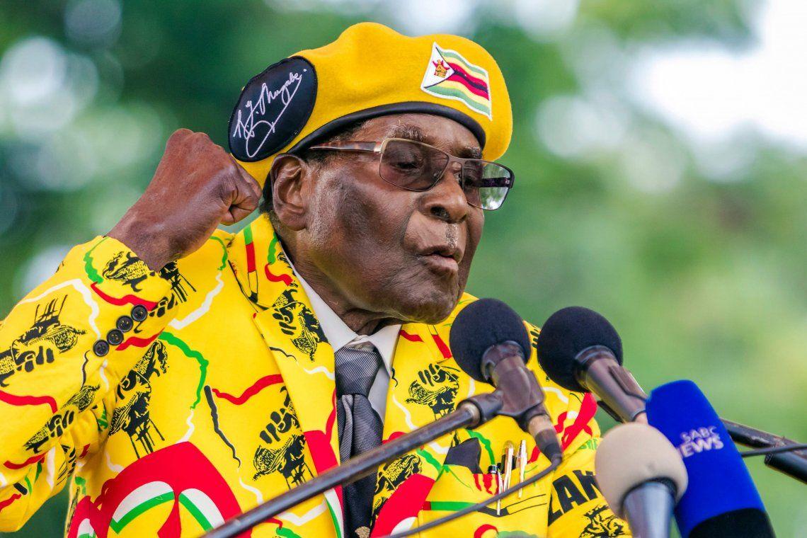 A los 95 años murió Robert Mugabe, el ex presidente que gobernó Zimbabue por 37 años