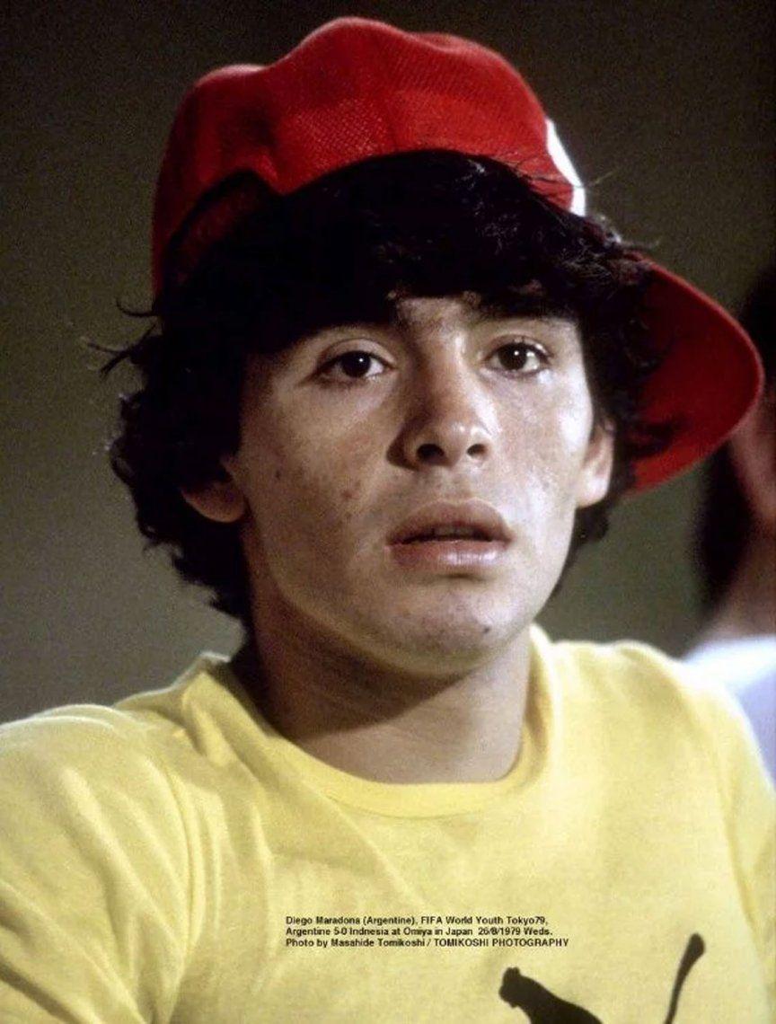 El Mundial Juvenil de 1979 en la lente de Masahide Tomikoshi