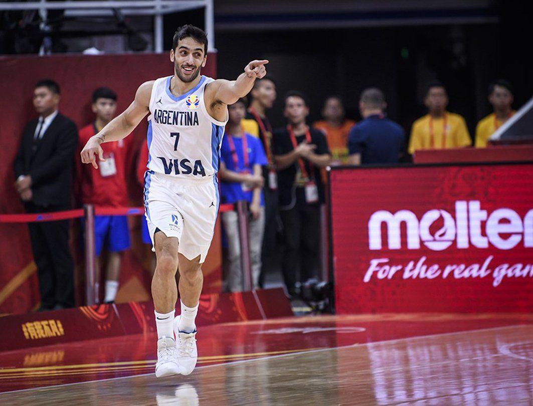 Mundial de Básquet de China 2019: Argentina barrió a Venezuela y se clasificó a cuartos de final