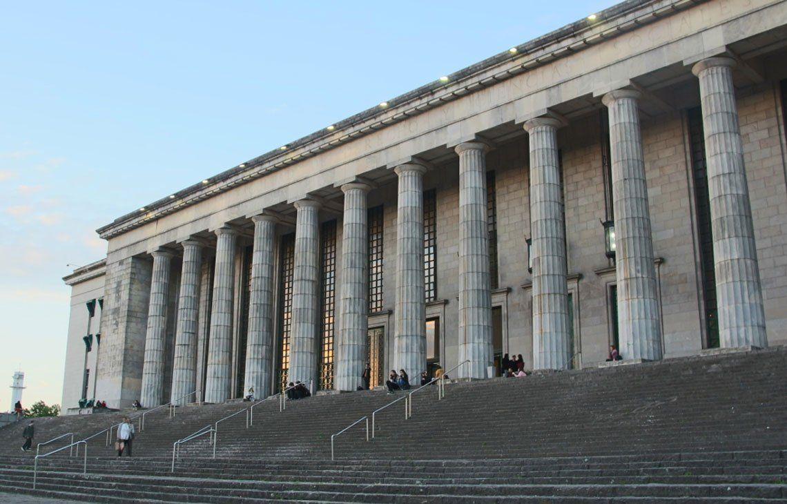En la Facultad de Derecho de la UBA se realizará el segundo debate de los candidatos presidenciales.