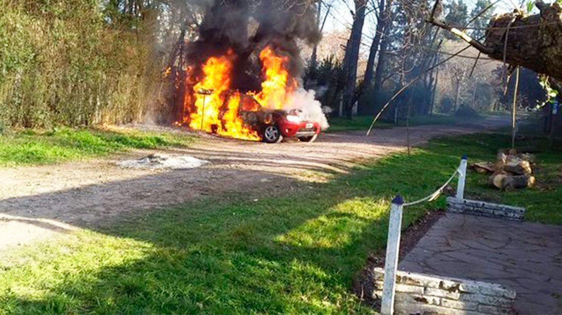 Moreno | Asesinaron y prendieron fuego a un jubilado: un jardinero confesó el crimen