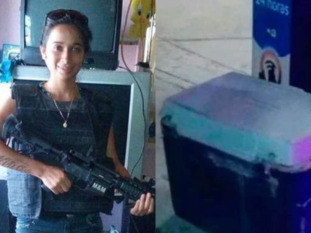 Joselyn, la temible niña líder del Cártel de las Flacas que fue asesinada y descuartizada