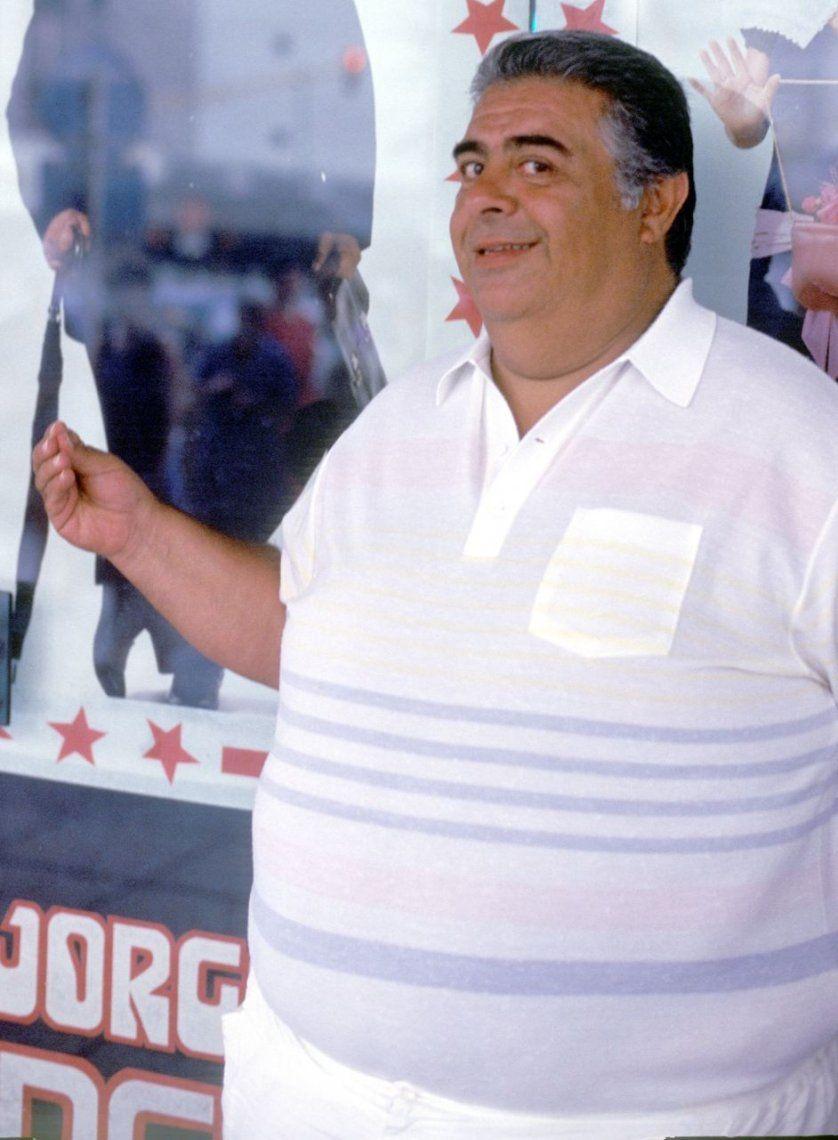 Jorge Porcel cumpliría 83 años