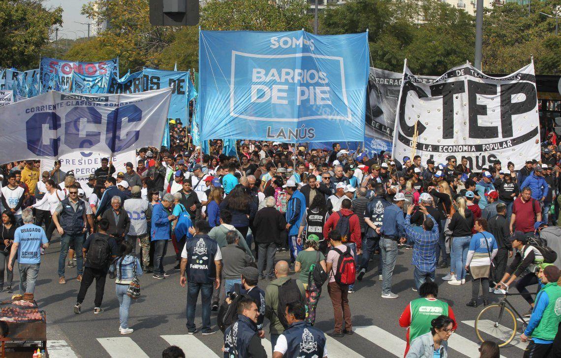 Agosto marcó un record de protestas sociales en todo el país. En Capital