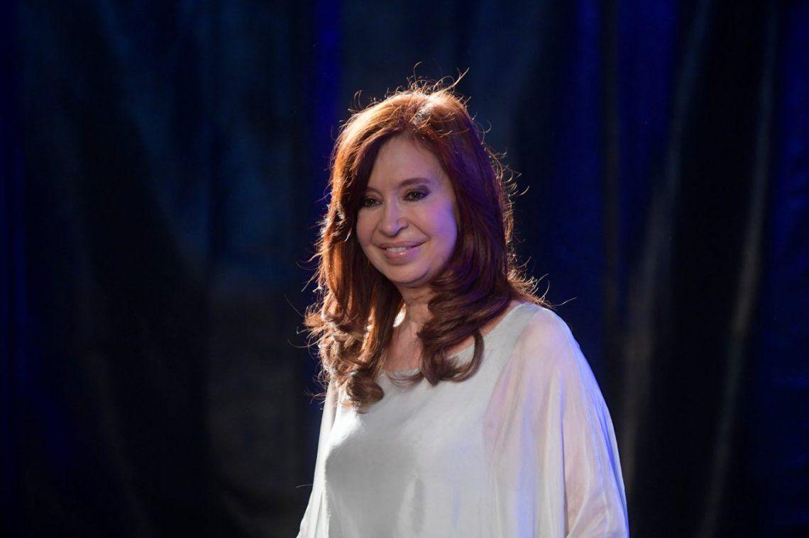 Cristina Fernández de Kirchner: Un gobernante tiene la tarea de impedir que la gente sufra