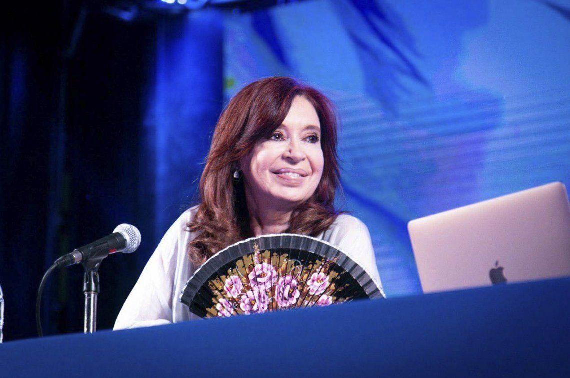 Qué dijo Cristina Kirchner sobre la llegada de Maradona a Gimnasia