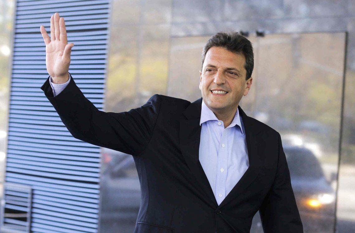 Massa: Macri fracasó en unir a los argentinos, fracasó en tener un proyecto de país