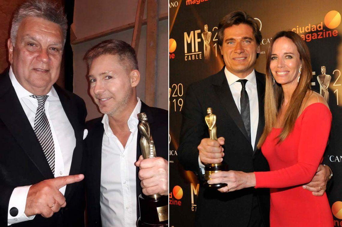 Se entregaron los premios Martín Fierro al cable: todos los ganadores