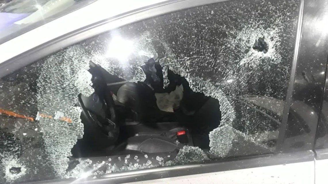 Emboscaron y balearon al jefe de la Policía Federal de Santa Fe en la autopista Rosario-Buenos Aires