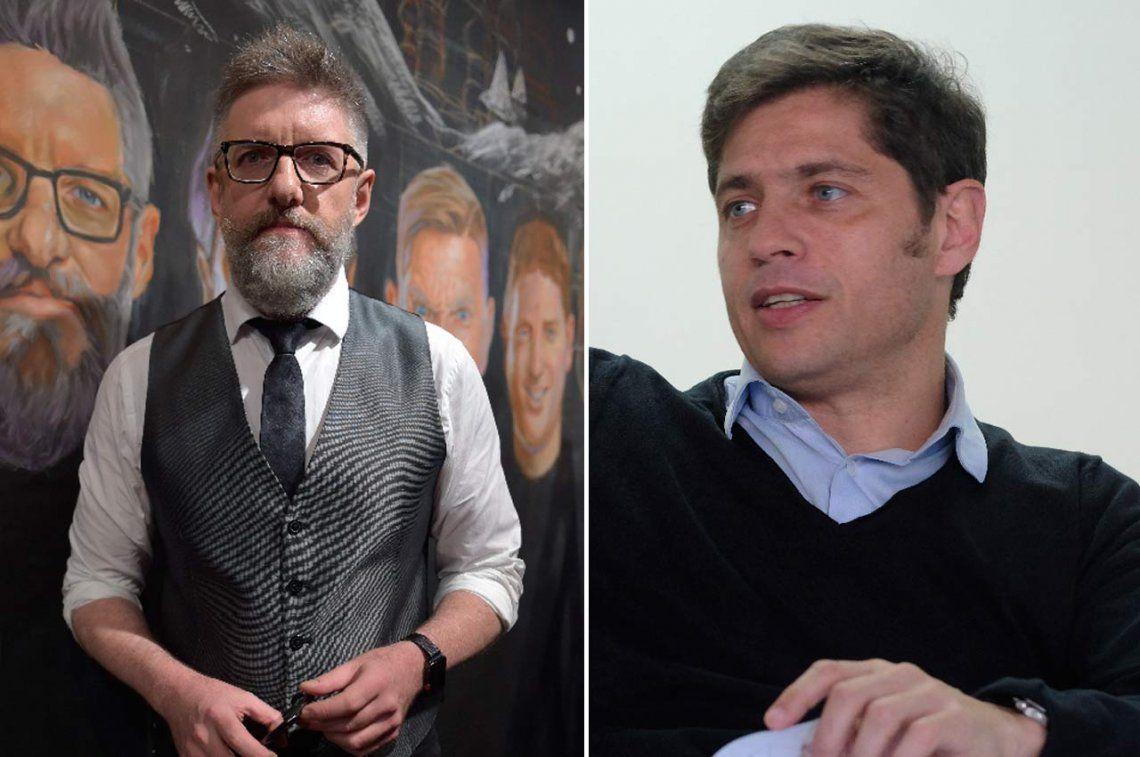 El impensable elogio de Luis Novaresio a Axel Kicillof: Tiene mucha facha