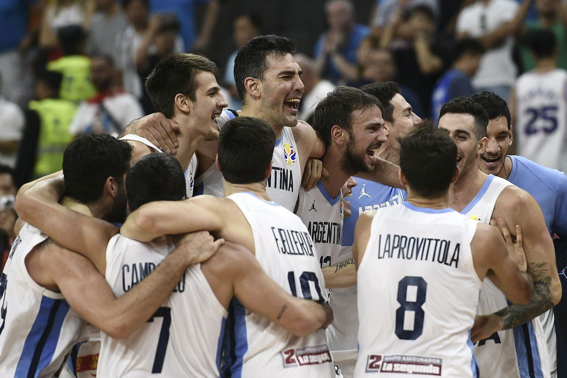 Mundial de Básquet de China 2019: Argentina dio el batacazo, venció a Serbia y se clasificó a las semis