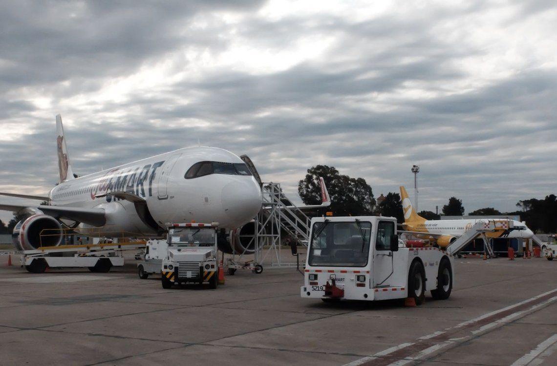 Fotos | El Aeropuerto del Palomar por dentro