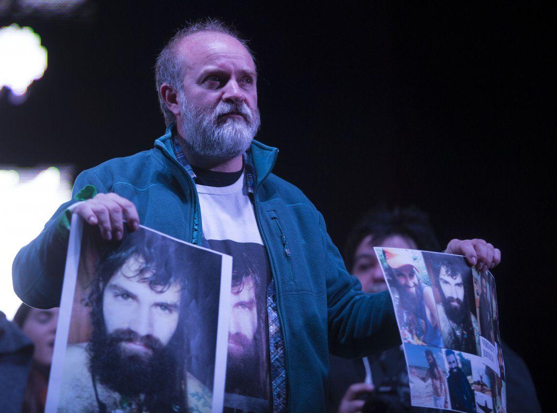 Sergio Maldonado contra Patricia Bullrich: Prefiero levantar la bandera de Santiago y no la de asesinos