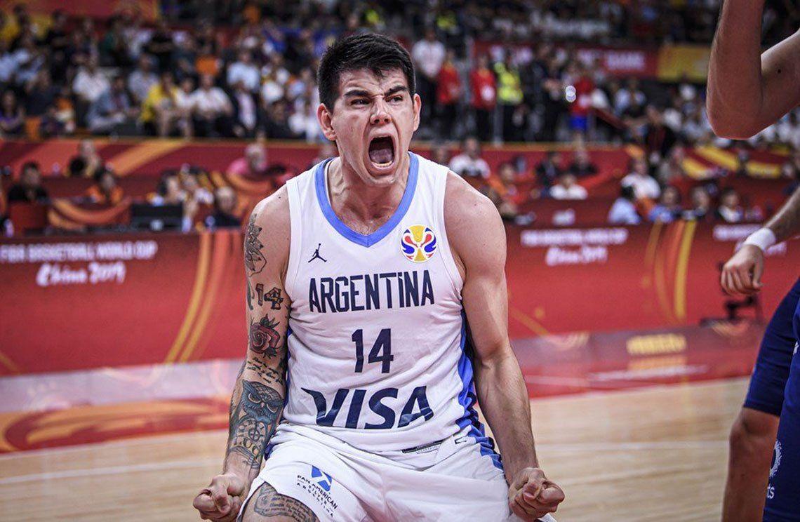 Las cinco mejores jugadas de Argentina ante Serbia
