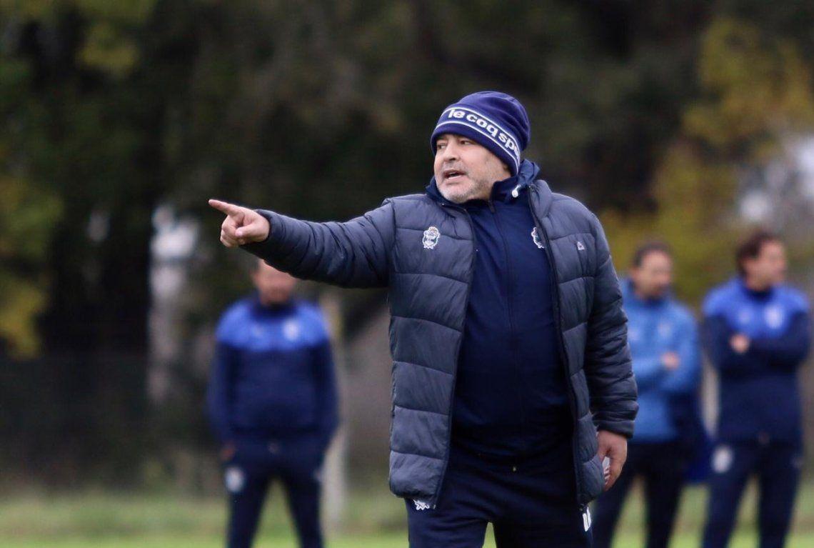 Diego Maradona apura el trámite para saber si tiene un sexto hijo