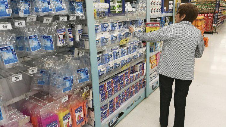 Agosto, según la consultora, parece marcar un quiebre en las continuas caídas en el consumo.