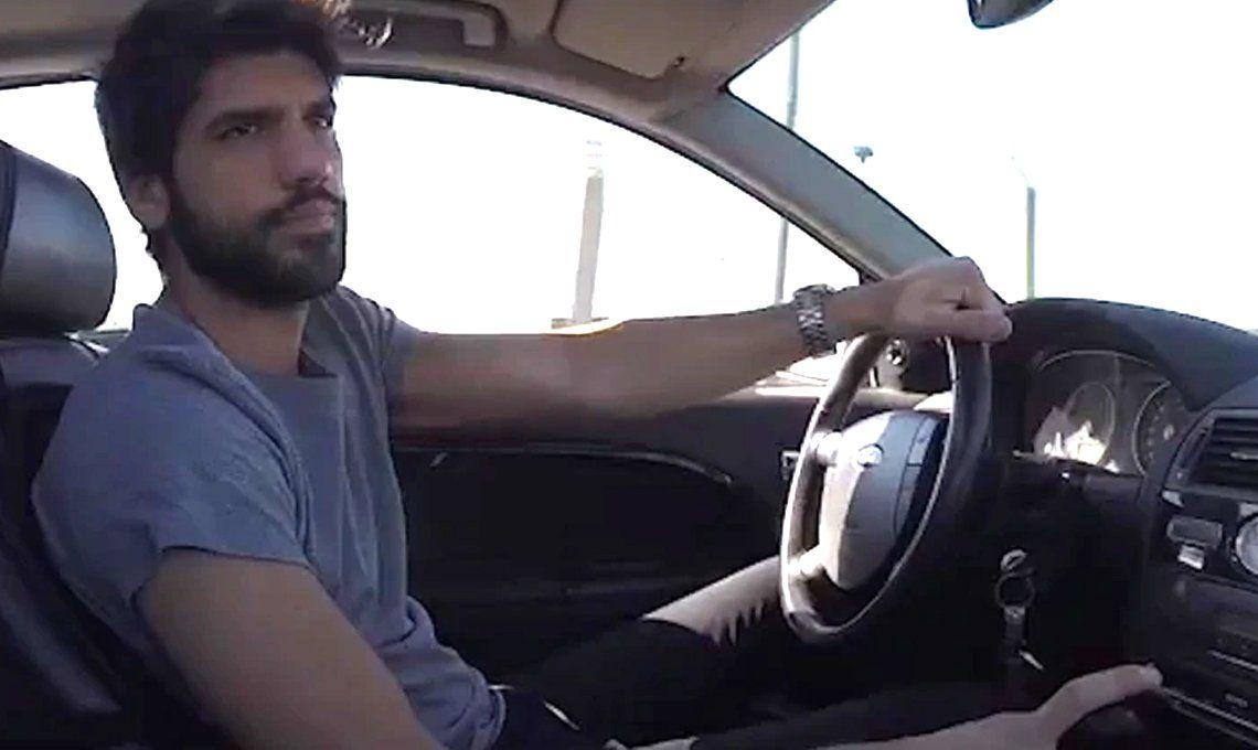 Eugenio Veppo iba a 130km/h cuando atropelló a los agentes en Palermo