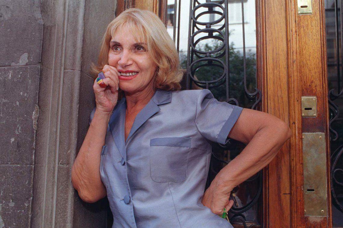 La Chona festeja sus 50 años en el Café Concert