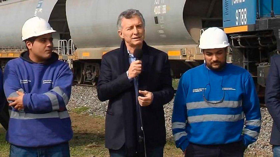 Macri confirmó el debate por la emergencia alimentaria y pidió apoyo a los industriales