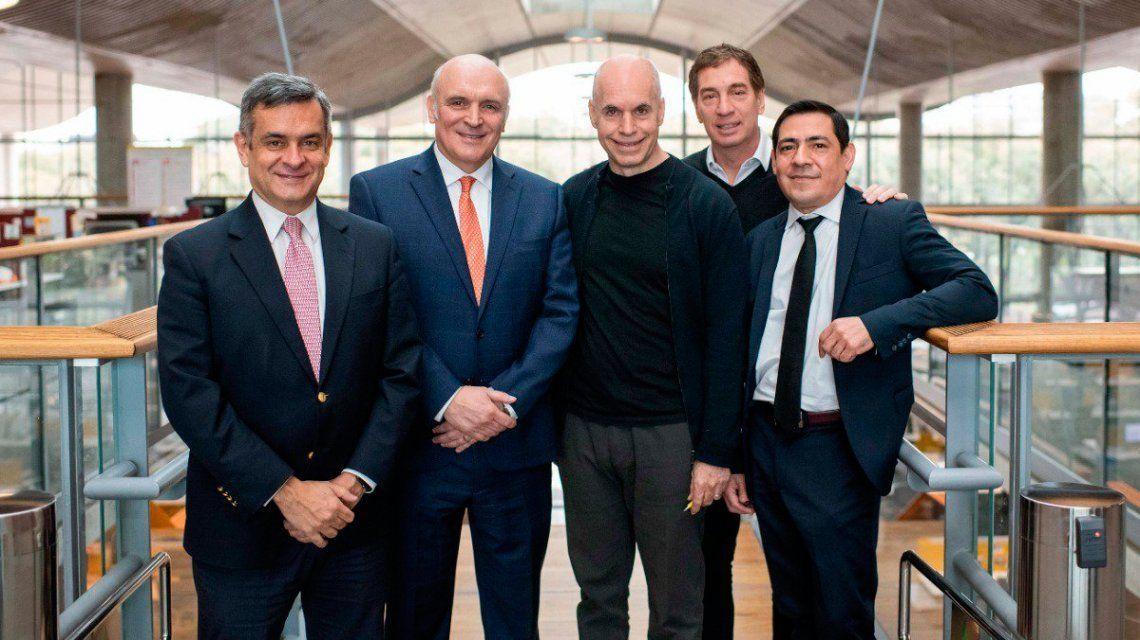 José Luis Espert acordó con Horacio Rodríguez Larreta y lo apoyará en las elecciones