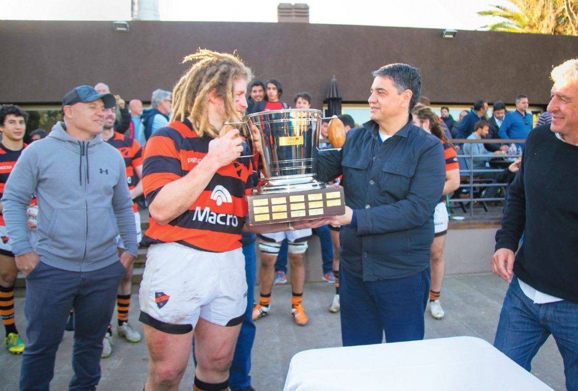 Vicente López: La Copa Vicente López fue para el Olivos Rugby Club