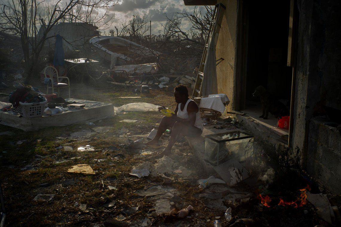 En fotos: Bahamas devastada tras el paso del huracán Dorian