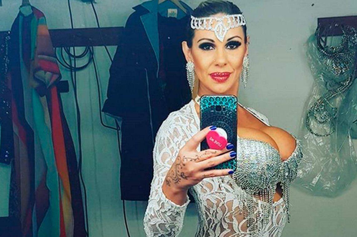 Mónica Farro festejó sus seis meses de casada con una foto explosiva