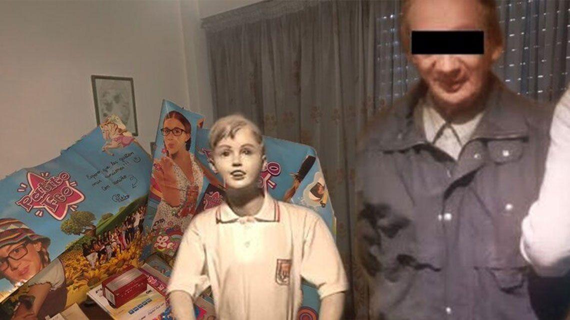 Flores | Detienen a ex policía pedófilo: era pornógrafo infantil y tenía un pervertido santuario